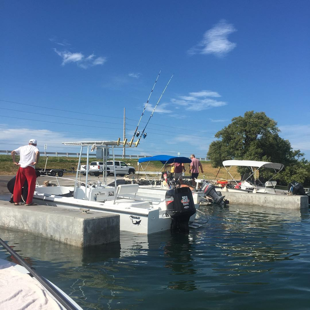 Ready for summer to end!  There is zero boat ramp etiquette this time of year. Go home pleasure boater Lobtards.