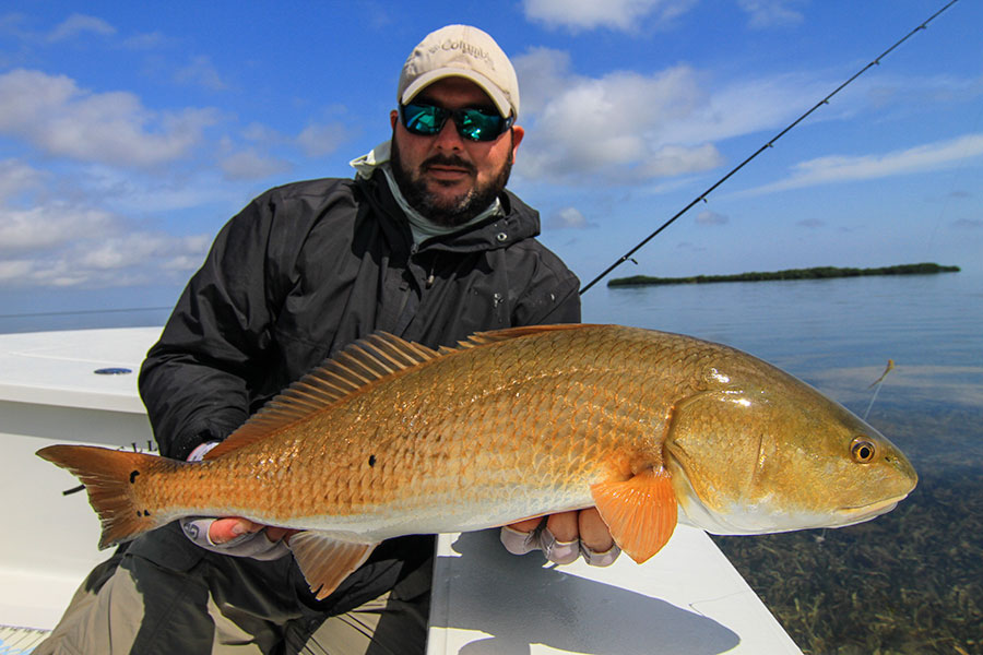Redfishing in Everglades National Park
